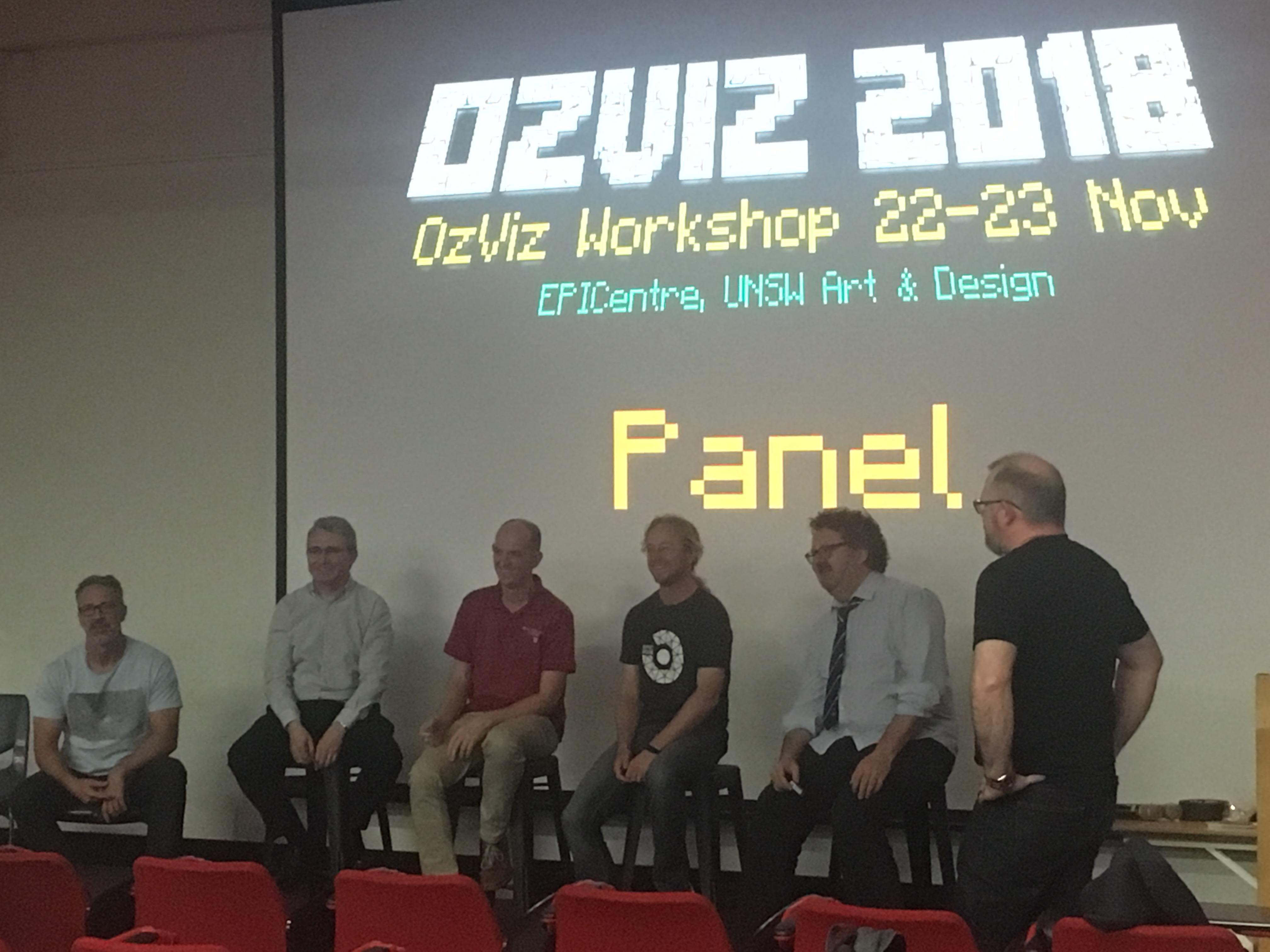 OzViz 2018